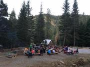 shasta front campfire